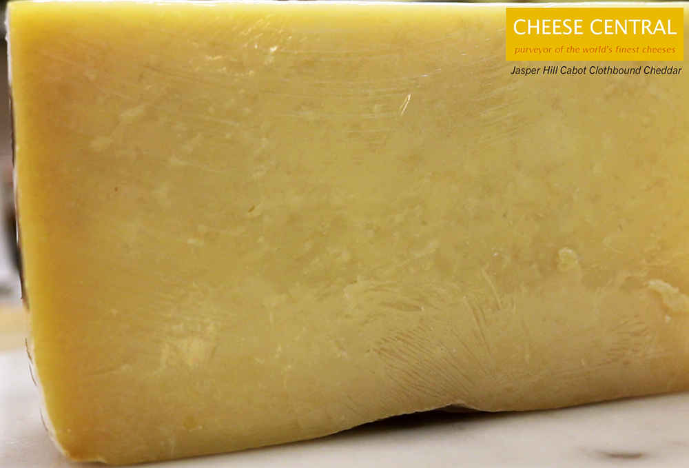 photo of Jasper Hill Cabot Clothbound Cheddar from Cheese Central shop