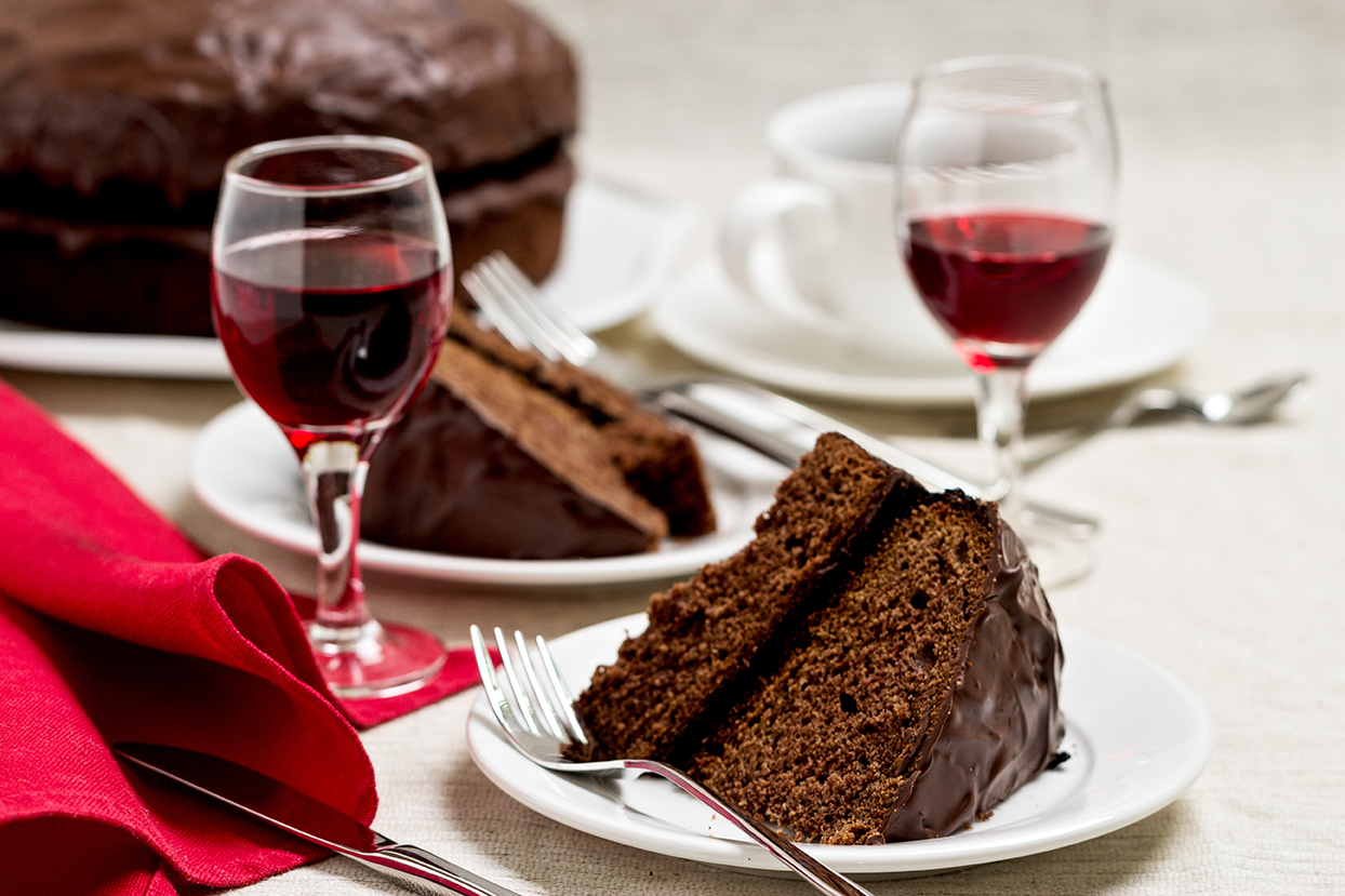How to Pair Lodi Wine with Dessert